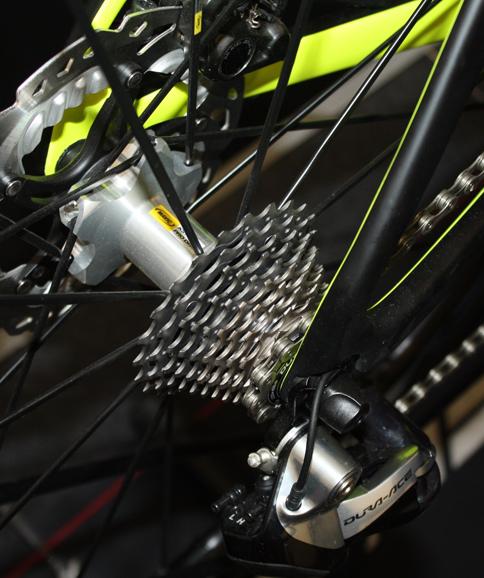 Finne igjen savnet sykkel