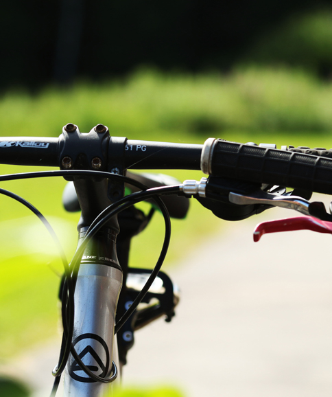 Savnet sykkel