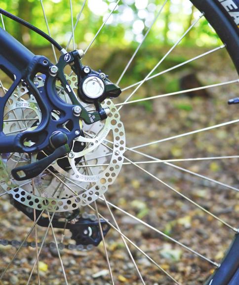 Registrere sykkel